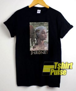 Game Of Thrones Graphic t-shirt for men and women tshirt