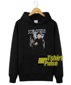 Ice Cube Printed hooded sweatshirt clothing unisex hoodie