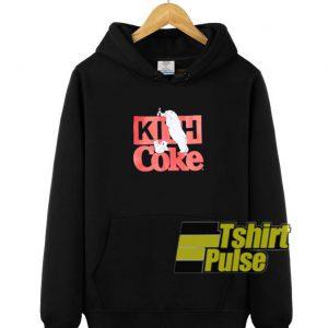 Kith Coke hooded sweatshirt clothing unisex hoodie