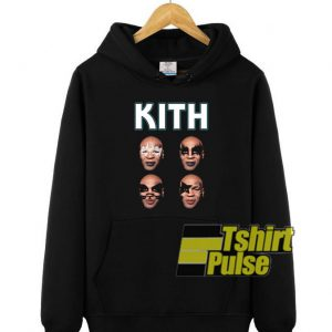 Kith - Mike Tyson Kiss Parody hooded sweatshirt clothing unisex hoodie