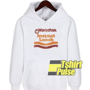 Maruchan Instant Lunch hooded sweatshirt clothing unisex hoodie