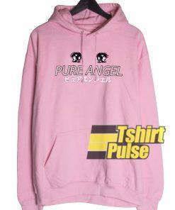 Pure Angel hooded sweatshirt clothing unisex hoodie
