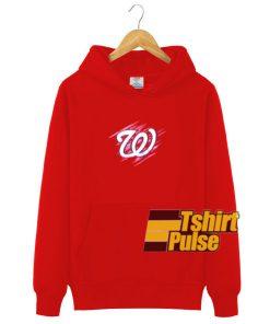 Stitches Washington Nationals hooded sweatshirt clothing unisex hoodie