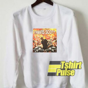 Travis Scott Diamond sweatshirt