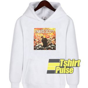 Travis Scott Diamond hooded sweatshirt clothing unisex hoodie