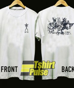 Ultraman Fight The Evil Monster t-shirt for men and women tshirt