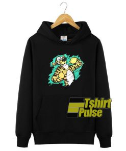 Vintage Tigger hooded sweatshirt clothing unisex hoodie