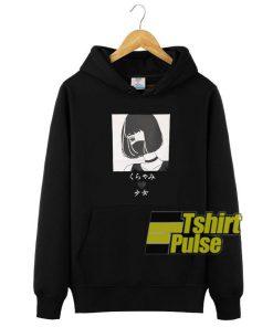 Yami Kawaii Kurayami hooded sweatshirt clothing unisex hoodie