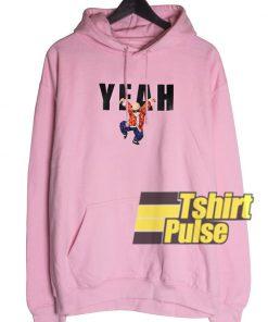 Yeah Master Roshi hooded sweatshirt clothing unisex hoodie