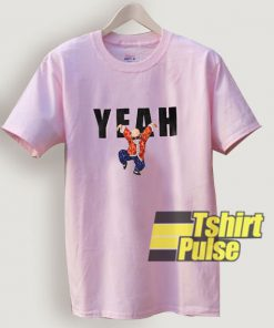 Yeah Master Roshi t-shirt for men and women tshirt