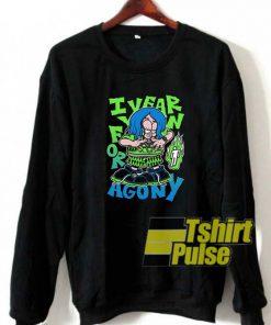 Yearn For Agony sweatshirt