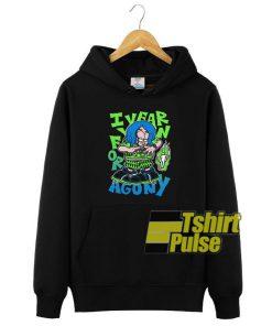 Yearn For Agony hooded sweatshirt clothing unisex hoodie