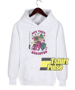 90s Toys Cartoon hooded sweatshirt clothing unisex hoodie