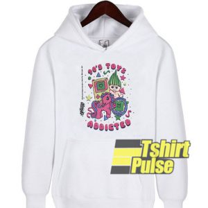 90s Toys Cartoon hooded sweatshirt clothing unisex hoodie