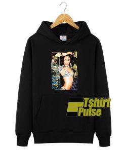 Aaliyah Graphic hooded sweatshirt clothing unisex hoodie