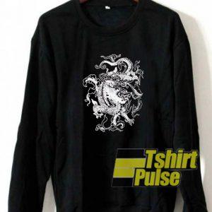 Aesthetic Dragon sweatshirt