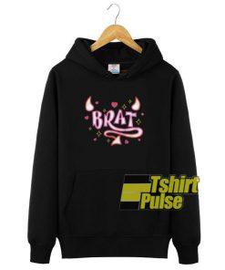 Brat Devil Graphic hooded sweatshirt clothing unisex hoodie