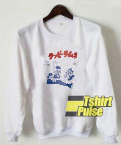 Cartoon Bunny Japanese sweatshirt