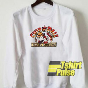 Chip n Dale Cartoon sweatshirt