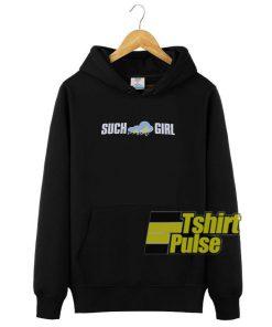 Cloudy Rain Print hooded sweatshirt clothing unisex hoodie