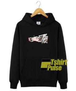 Dark Girl Eyes Printed hooded sweatshirt clothing unisex hoodie