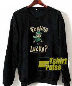 Feeling Lucky Charms sweatshirt