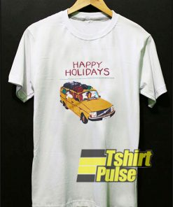 Happy Holidays t-shirt for men and women tshirt
