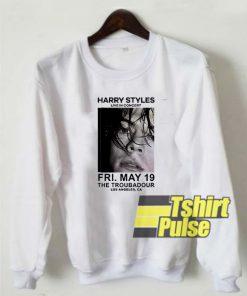 Harry Styles Live in Concert sweatshirt