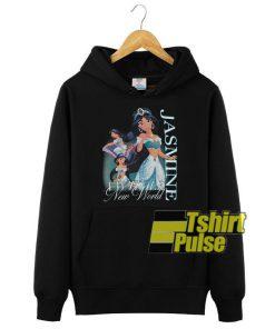 Jasmine a Whole New World hooded sweatshirt clothing unisex hoodie
