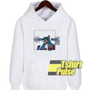 Me And My Negative Actions hooded sweatshirt clothing unisex hoodie