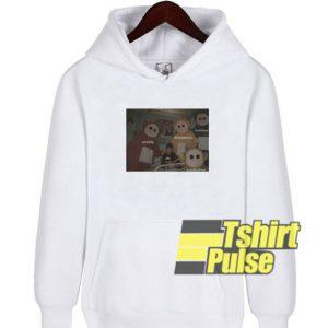 Me Anxiety n Depression Teletubbies hooded sweatshirt clothing unisex hoodie