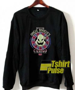 Mister Oogie Boogie Casino sweatshirt