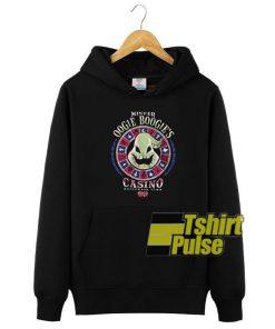 Mister Oogie Boogie Casino hooded sweatshirt clothing unisex hoodie