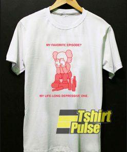 My Favorite Episode t-shirt for men and women tshirt