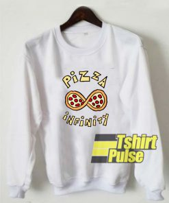 Pizza Infinity sweatshirt