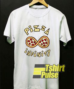 Pizza Infinity t-shirt for men and women tshirt