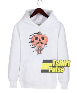 Pumpkin Babe hooded sweatshirt clothing unisex hoodie