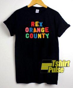 Rex Orange County t-shirt for men and women tshirt