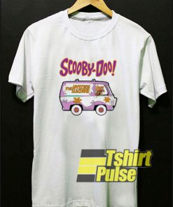 Scooby Doo The Mystery Machine t-shirt for men and women tshirt