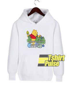 Smoke Weed Bitch hooded sweatshirt clothing unisex hoodie