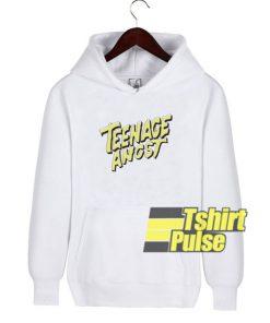 Street Teenage hooded sweatshirt clothing unisex hoodie
