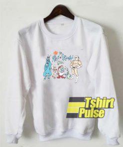 The Ren Stimpy Show sweatshirt