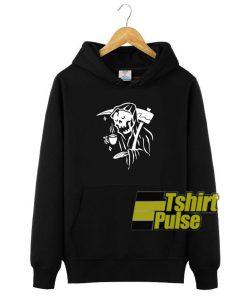 Coffee Reaper hooded sweatshirt clothing unisex hoodie
