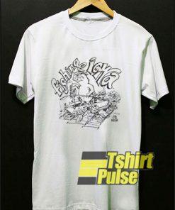 Fishing Iowa Cartoon t-shirt for men and women tshirt