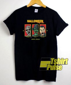 Halloween Party Game t-shirt for men and women tshirt
