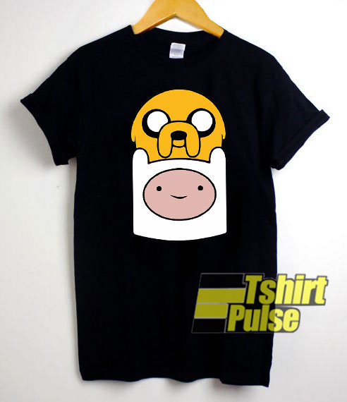 Adventure Time Cartoon Network t-shirt for men and women tshirt