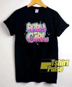 Baby Girls Graphic t-shirt for men and women tshirt