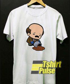 Brian Baumgartner Chili Spilly t-shirt for men and women tshirt