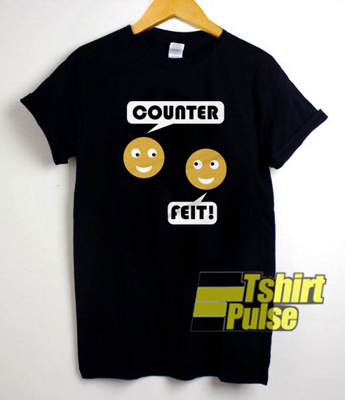 Counter Feit t-shirt for men and women tshirt