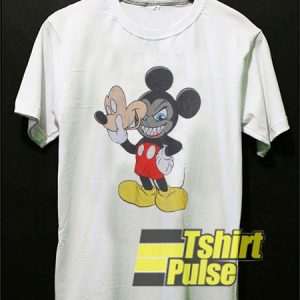Enemy Mickey Mouse t-shirt for men and women tshirt
